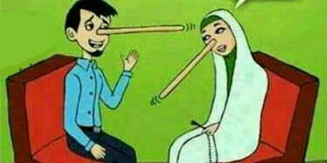 روش تشخیص دروغگو!